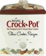 Rival Crock Pot Slow Cooker, kirja
