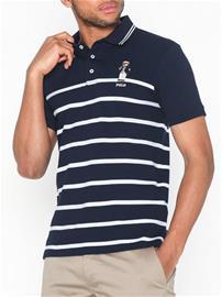 Polo Ralph Lauren Basic Mesh Long Sleeve Pikeepaidat Navy