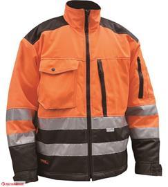 Timco Workwear näkyvä oranssi talvityötakki