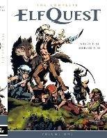 The Complete Elfquest Vol. 1 (Pini, Rick Pini, Wendy), kirja