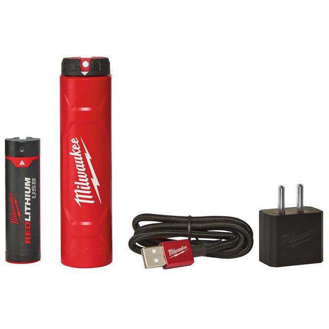 Milwaukee L4 NRG 201 (4932459448) 4V Li Ion USB akku ja