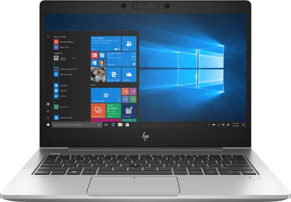 "HP EliteBook 735 G6 7KN08EA#AK8 (Ryzen 7 3700U, 16 GB, 512 GB SSD, 13,3"", Win 10 Pro), kannettava tietokone"