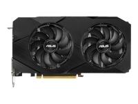 ASUS GeForce GTX 1660 SUPER Dual EVO 6 GB, PCI-E, näytönohjain