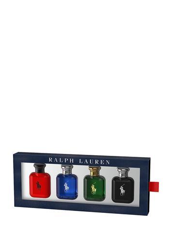 Ralph Lauren - Fragrance World Of Polo Men Miniature Gift Box Hajuvesisetti Tuoksusetti Nude Ralph Lauren - Fragrance NO COLOUR