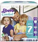 Libero Comfort koko 7, 16-26 kg 40 kpl teippivaippa