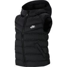 Nike Liivi NSW - Musta/Valkoinen