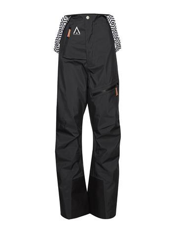 WearColour Owl Pant Sport Pants Musta WearColour PHANTOM BLACK