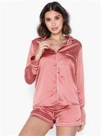 Missguided Piping Short PJ Set