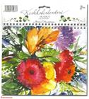 Minna L. Immonen Kukka seinäkalenteri 2020