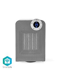 Nedis WIFIFNH20CWT Wi-Fi Smart 1800W, lämmityslaite