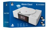 PS One Alarm Clock