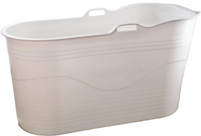 Coolest Kylpyamme XL, Valkoinen