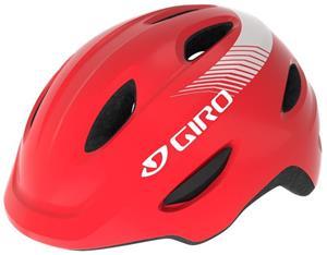 Giro Scamp Kypärä Lapset, bright red