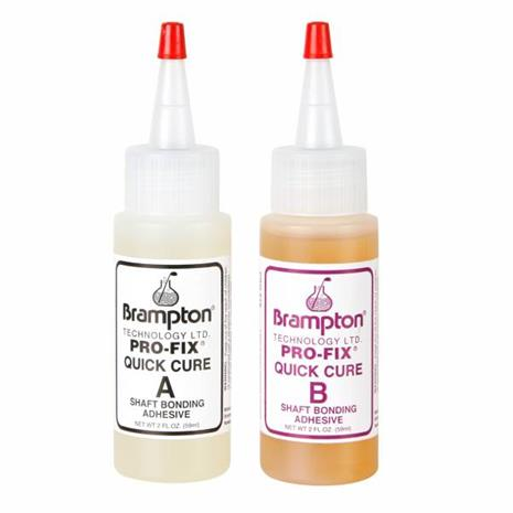 Brampton Pro-Fix 5&15 Quick Cure Epoxy (2 oz bottles)