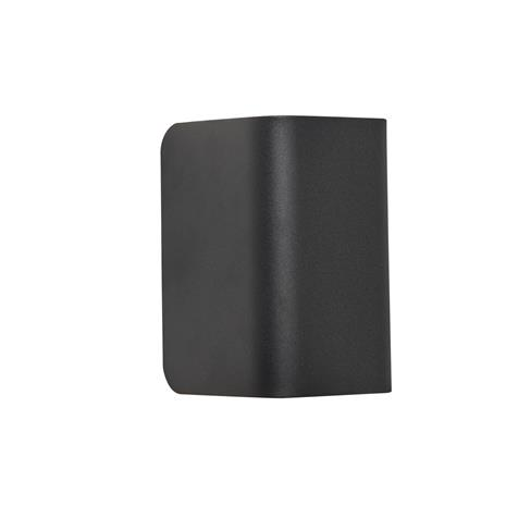 Belid Taurus Wall Outdoor Up/Down Light, Anthracite
