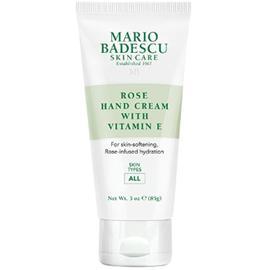 Mario Badescu Rose Hand Cream with Vitamin E - 85 g
