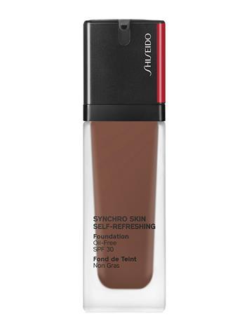 Shiseido Ss Foundation 540 Mahogany Meikkivoide Meikki Monivärinen/Kuvioitu Shiseido 540 MAHOGANY