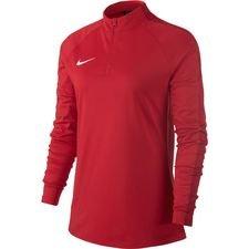 Nike Harjoituspaita Dry Academy 18 - Punainen/Valkoinen Nainen