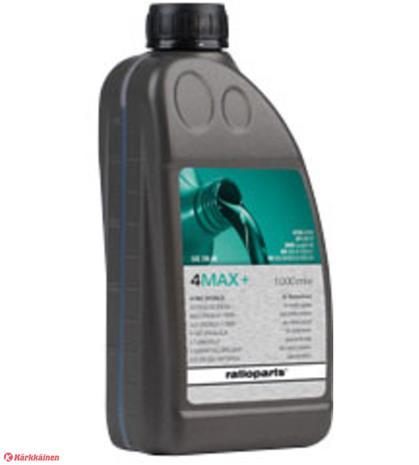 Ratioparts SAE 5W-40 1L 4-tahti öljy