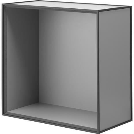 by Lassen Frame 42 Without Door, Dark Grey