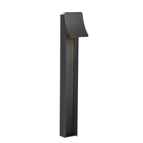 Belid Bend Bollard LED, Anthracite