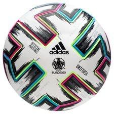 adidas Jalkapallo Uniforia Pro EURO 2020 - Valkoinen/Musta/Signal Green/Turkoosi