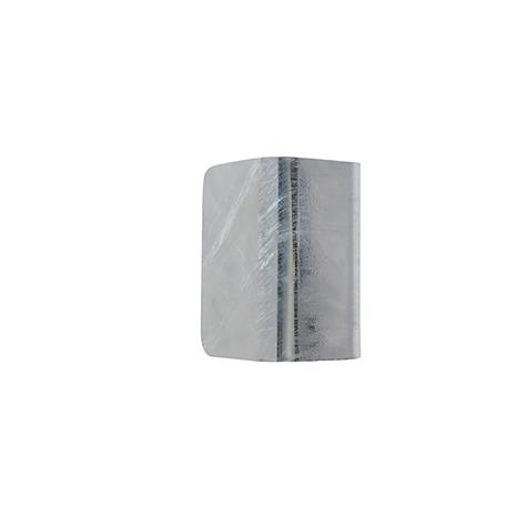 Belid Belid-Taurus Wall Outdoor Up/Down Light, Galvanized