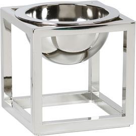 by Lassen by Lassen-Kubus Bowl Mini, Nickel-Plated