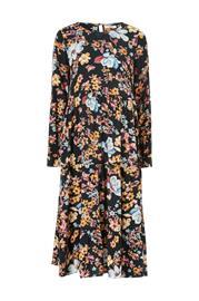 """pieces """"Mekko pcBria LS Midi Dress D2D"""""""