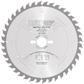Katkaisuterä puulle CMT 450x3,8x30; Z54; 15°