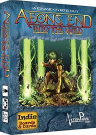 Aeon's End: Into The Wild Lautapeli