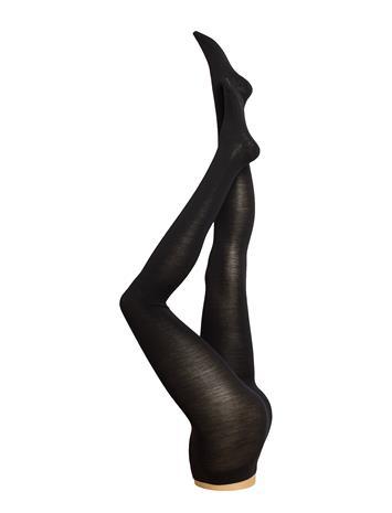 Kunert Sensual Merino Sukkahousut Musta Kunert BLACK