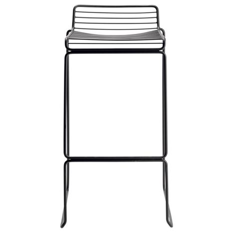 Hay Hay-Hee Bar Stool High, Black