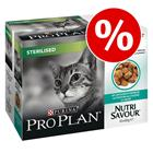 Purina Pro Plan Nutrisavour (3 x 850 g ) alennuksessa -20 % - Adult kalkkunaa hyytelössä