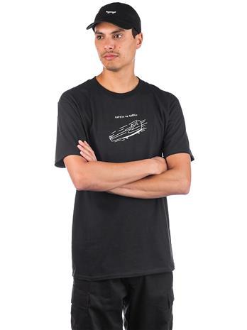 Leon Karssen Coffin T-Shirt black Miehet