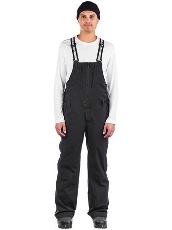 Holden Maison Bib Pants black Miehet