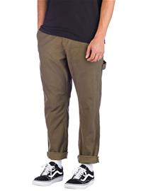 REELL Reflex Worker Pants Normal clay olive canvas Miehet
