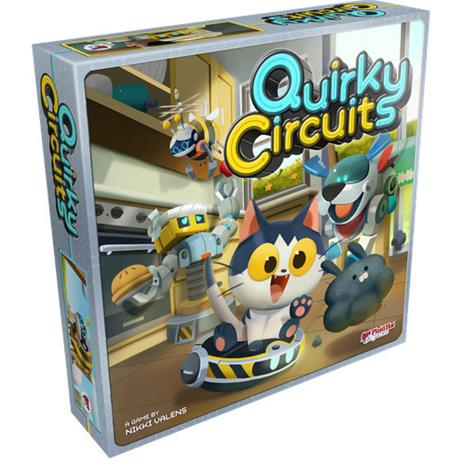 Quirky Circuits Lautapeli