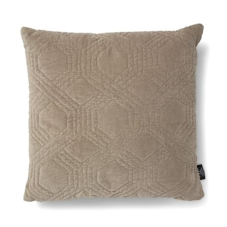 Classic Collection Geometric tyyny 50x50 cm Simply taupe