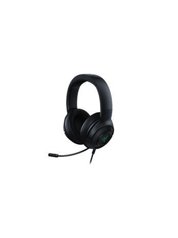Razer Kraken X USB, pelikuulokkeet mikrofonilla