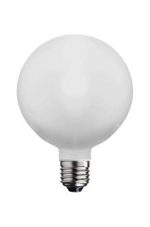 "Ellos ""Lamppu Edison Glob opaali, 100 mm"""