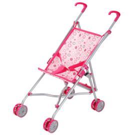 knorr® toys Sim Nukenrattaat Sim - colorful rings - roosa/pinkki