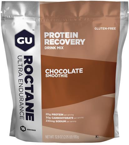 GU Energy Proteiini Palautumisjuomasekoitus 15 kpl, Chocolate