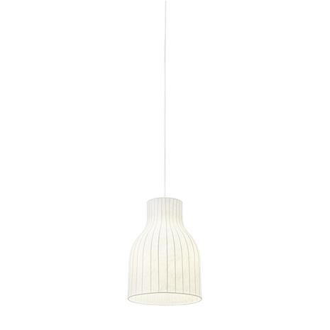 Muuto Beach Pendant Light Open ä˜28, White