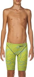 arena Powerskin ST 2.0 Jammers LTD Edition 2019 Boys, sonic lime