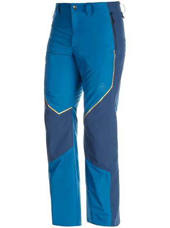 Mammut Scalottas Hs Thermo Pants sapphire wing teal Miehet
