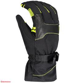 Scott Short Cubrick musta/vihreä hanskat
