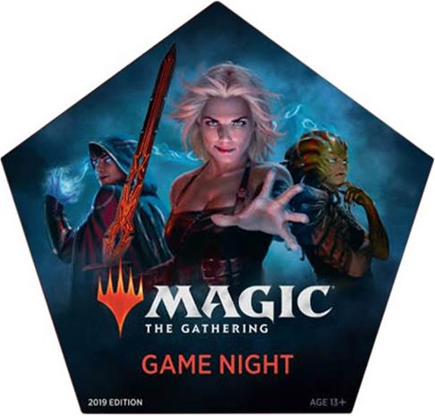 Magic The Gathering: Game Night 2019 KORTTI