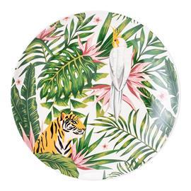Moana Plate, Multi-color, Kivitavara, Plates