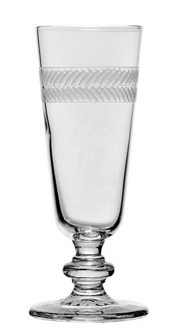 Lagerkrans Samppanjalasi käsinkaiverrettu, ChampagneGlass